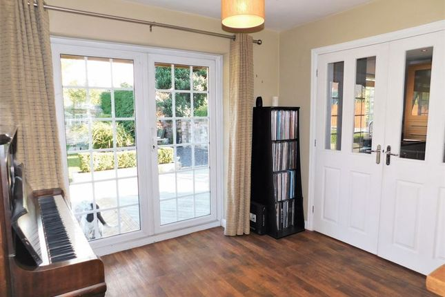Living Room of Bridge Close, Weston, Stafford ST18