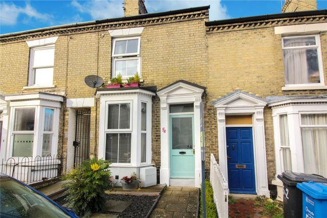 Thumbnail Terraced house for sale in Sandringham Road, Norwich