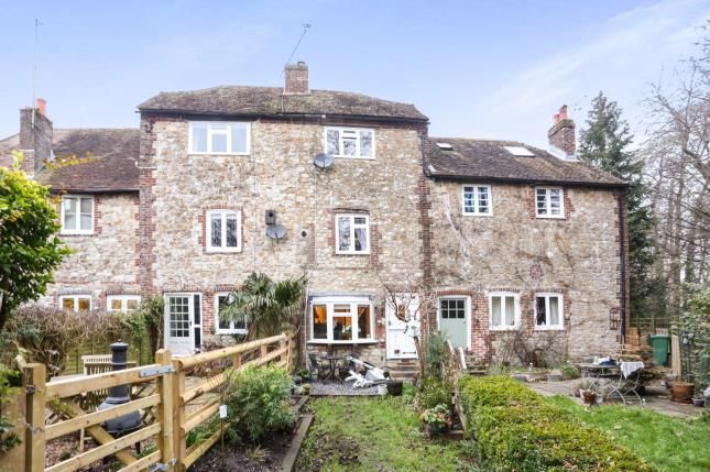 Thumbnail Terraced house for sale in Brewers Yard, Storrington, Pulborough, West Sussex