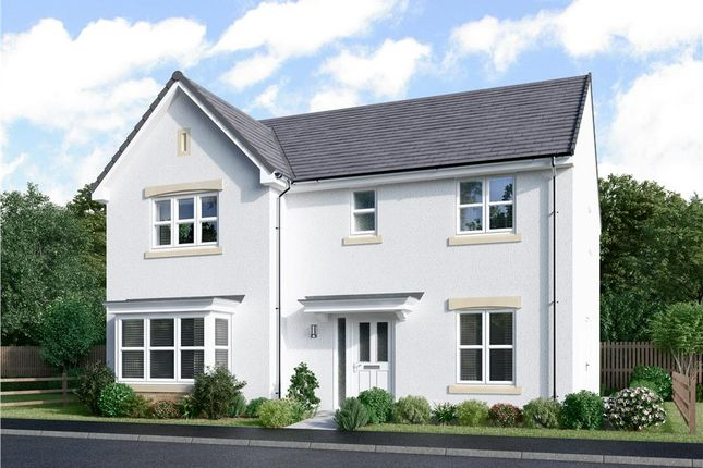 "Thumbnail Detached house for sale in ""Kerr"" at Murieston Road, Murieston, Livingston"