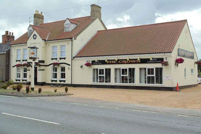 Thumbnail Restaurant/cafe to let in Beccles Road, Carlton Colville, Lowestoft