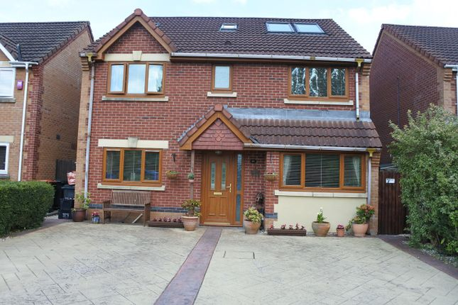 Thumbnail Detached house for sale in Stockwood View, Langstone