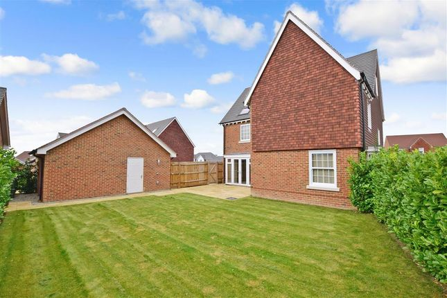 Thumbnail Detached house for sale in Poppyfields, Charing, Ashford, Kent