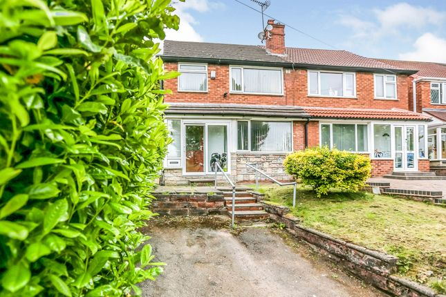 Thumbnail Semi-detached house for sale in Aldridge Road, Great Barr, Birmingham