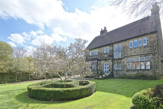 Thumbnail Detached house for sale in Moorcroft, Moorfield Road, Ilkley