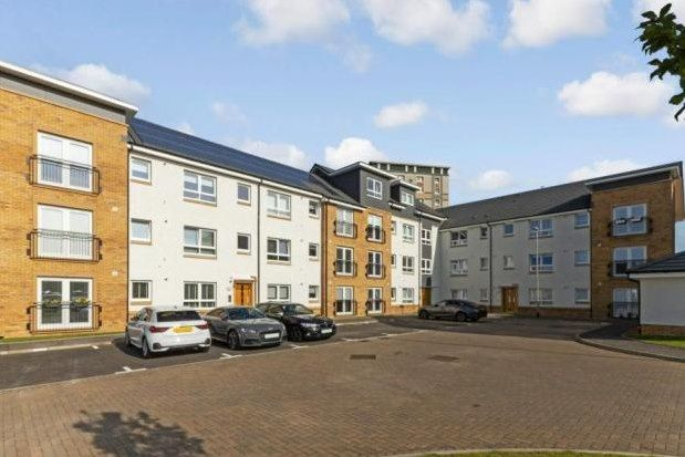 Thumbnail Flat to rent in Babbage Court, Motherwell