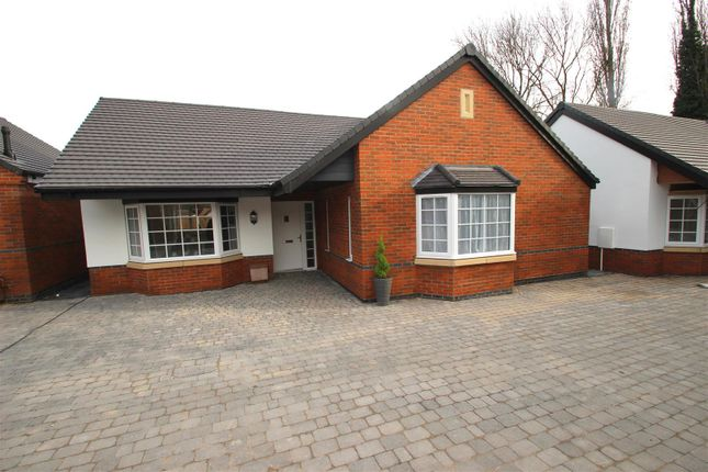 Thumbnail Detached bungalow for sale in Hayslope Way, Hospital Lane, Bedworth