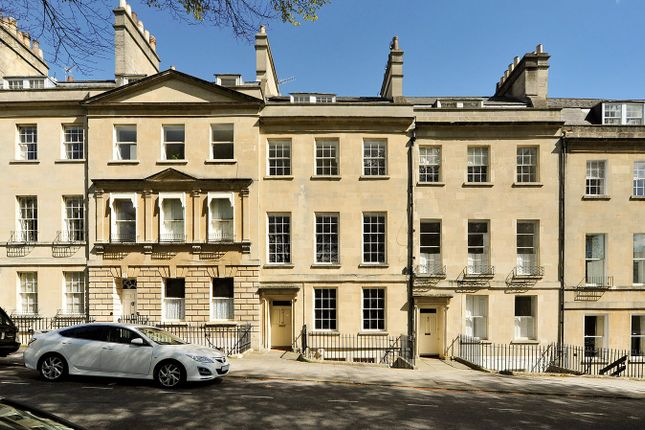 Thumbnail Town house for sale in St James's Square, Bath