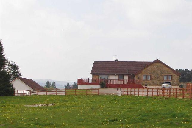 Thumbnail Detached bungalow for sale in Miltonduff, Elgin