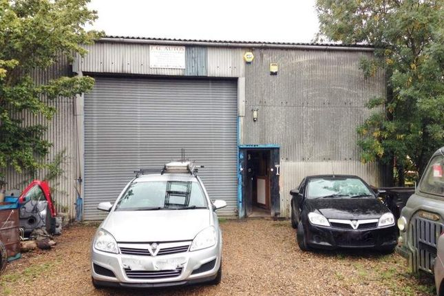 Thumbnail Parking/garage for sale in Fysh House Farm, Bures