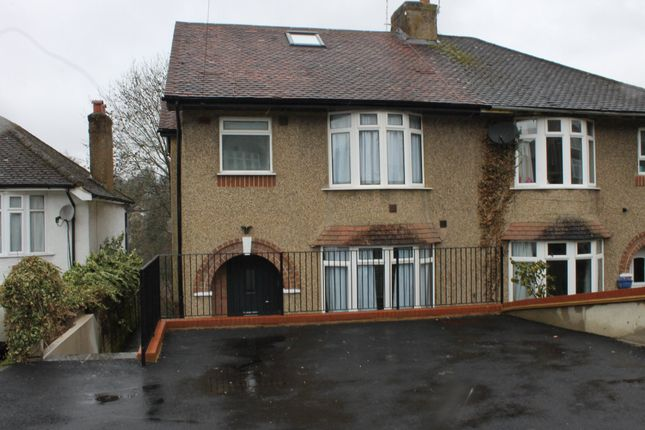 Thumbnail Semi-detached house to rent in Colborne Road, High Wycombe