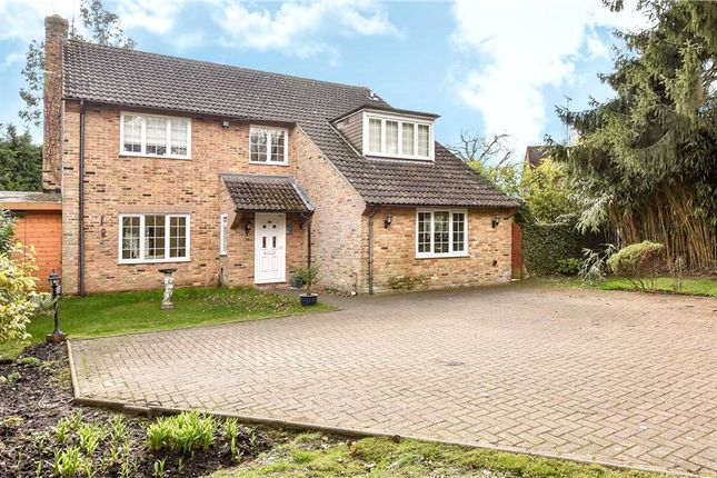 Thumbnail Detached house for sale in Guildford Road, Normandy, Guildford