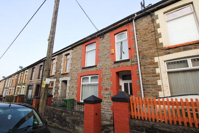 3 bed terraced house for sale in Clarence Street, Mountain Ash CF45