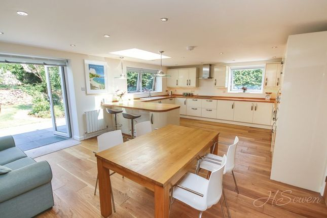 Thumbnail Detached bungalow for sale in Water Lane, Shiphay, Torquay