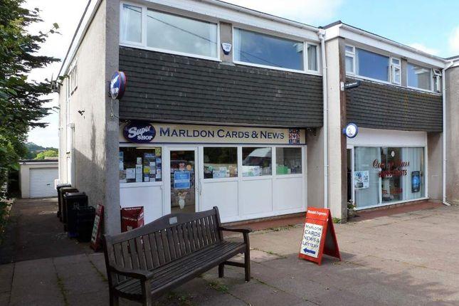 Retail premises for sale in Paignton, Devon
