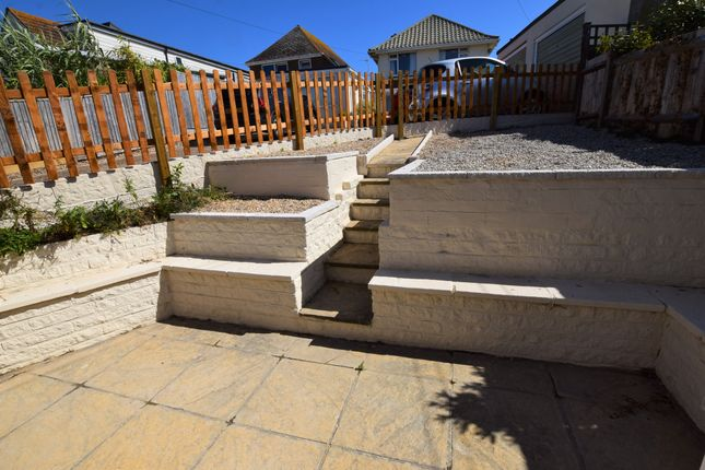 Rear Garden of Coast Road, Pevensey Bay BN24