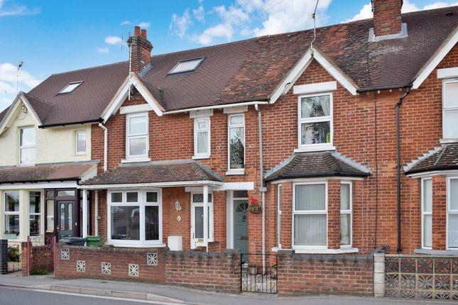 Thumbnail Terraced house for sale in Hambridge Road, Newbury