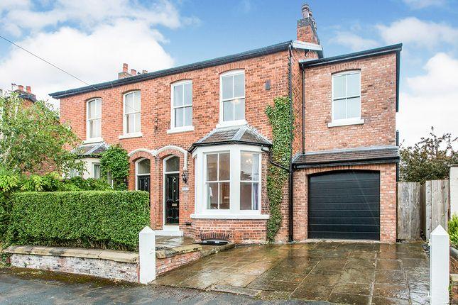 Thumbnail Semi-detached house for sale in Victoria Parade, Ashton-On-Ribble, Preston, Lancashire