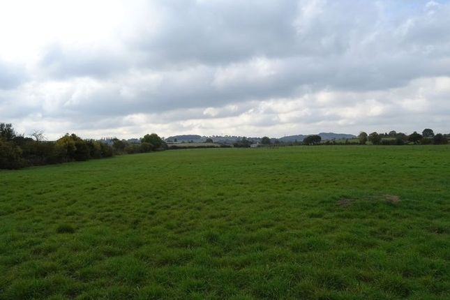 Land for sale in Carrington Lane, Calverton, Nottingham