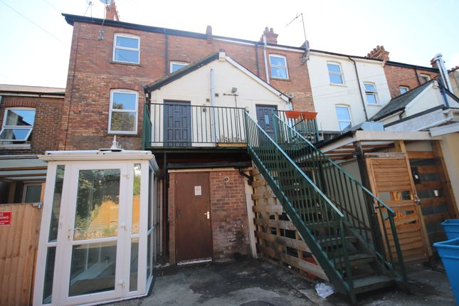 Thumbnail Flat to rent in Charminster Road, Bournemouth
