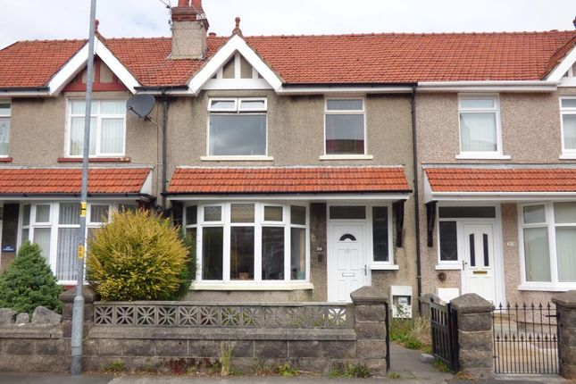 3 bed terraced house to rent in Westminster Road, Heysham, Morecambe LA3
