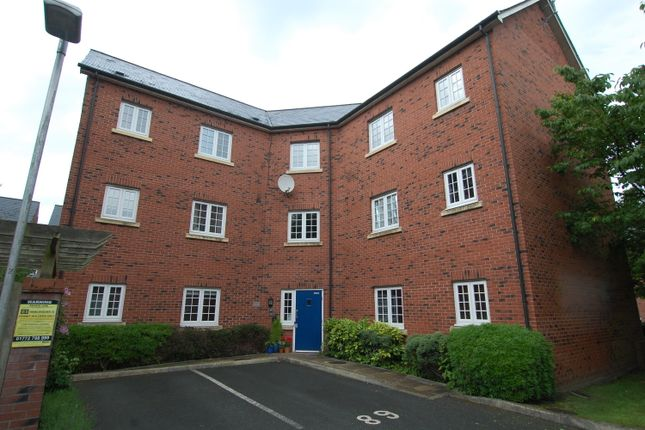 Thumbnail Flat to rent in Selside Court, Radcliffe, Manchester