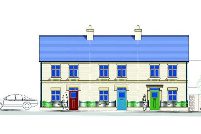 Thumbnail End terrace house for sale in River Cottages, West Street, Huntingdon
