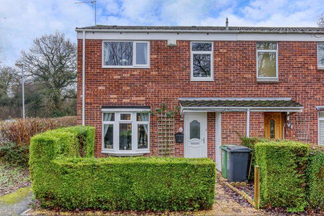 3 bed end terrace house for sale in Tillington Close, Winyates East, Redditch B98