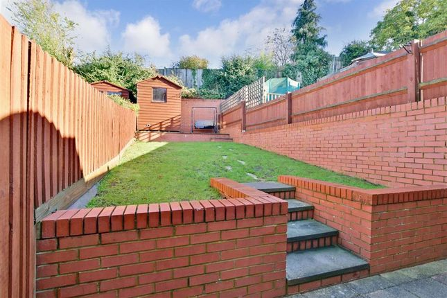 Thumbnail Terraced house for sale in Moss Way, Dartford, Kent