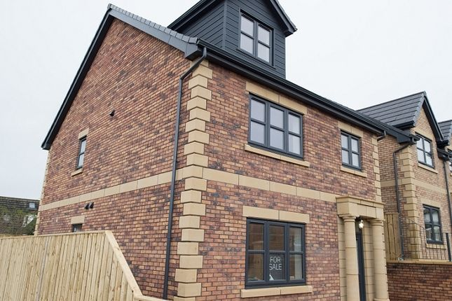Thumbnail Detached house for sale in The Stoke, Scotby, Carlisle