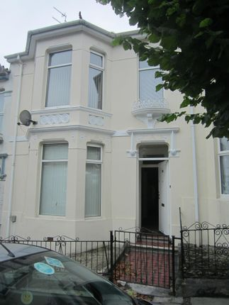 Thumbnail Shared accommodation to rent in Seymour Avenue, St Judes, Plymouth
