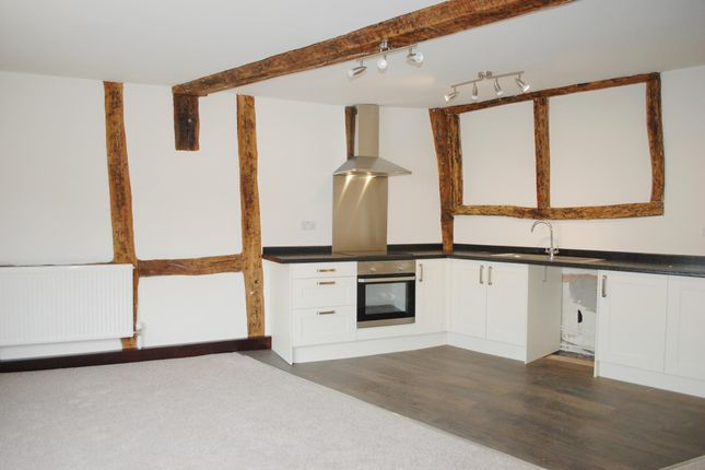 Thumbnail Flat for sale in Globe Court, Evesham Street, Alcester
