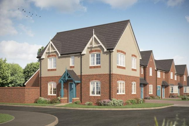 Thumbnail Detached house for sale in Burntwood Road, Norton Canes, Staffordshire