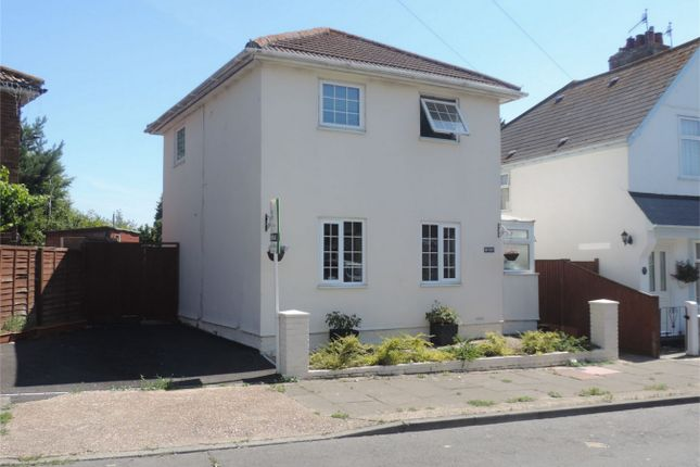 Thumbnail Detached house for sale in Ringwood Road, Bexhill On Sea, East Sussex