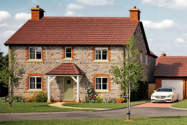 Thumbnail Detached house for sale in The Paddocks, Tytherington, South Gloucestershire