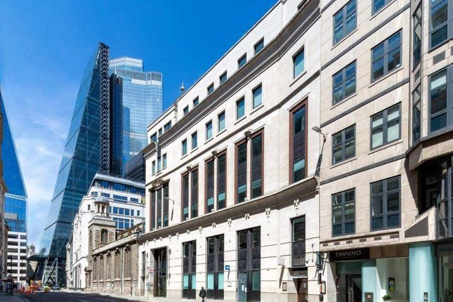 Thumbnail Office to let in 80 Leadenhall Street, London