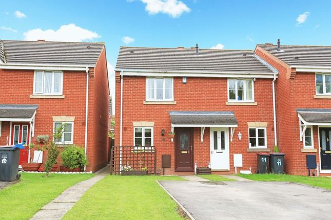 Thumbnail Terraced house for sale in 15 The Timbers, St Georges, Telford