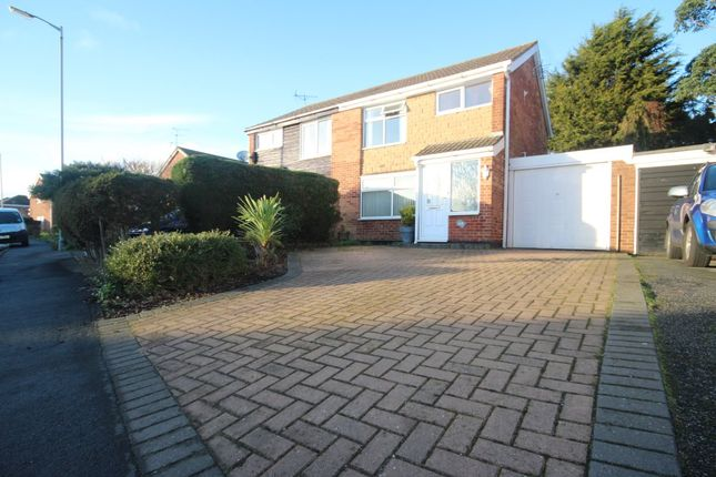 Thumbnail Semi-detached house to rent in Parkland Drive, Elton, Chester
