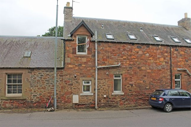 Thumbnail End terrace house for sale in East End, Earlston, Scottish Borders
