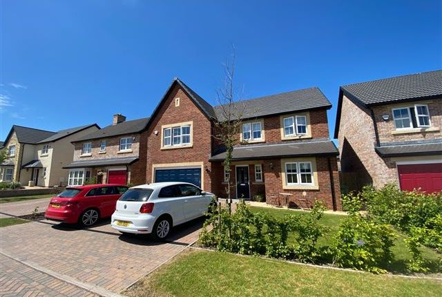 Thumbnail Detached house for sale in Eagle Way, Houghton, Carlisle, Cumbria