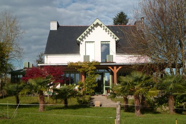 Thumbnail Detached house for sale in 56310 Bieuzy, Morbihan, Brittany, France