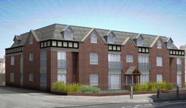 Thumbnail Flat for sale in Kepier Crescent, Durham