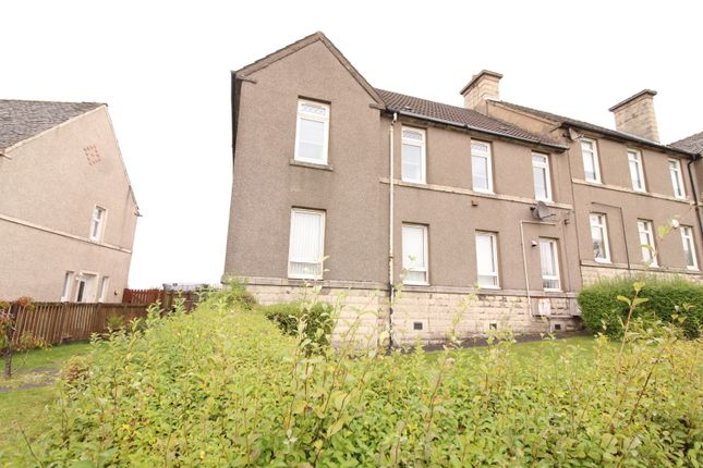Thumbnail Flat for sale in Airdriehill Street, Airdrie