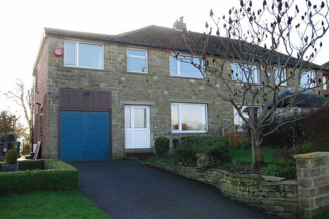 Thumbnail Semi-detached house to rent in Meltham Road, Honley, Holmfirth