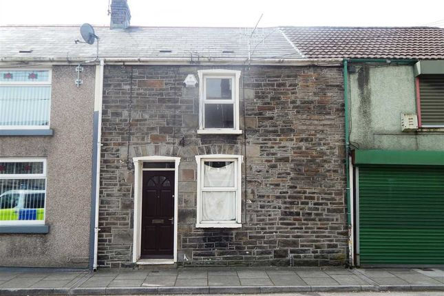 Thumbnail Terraced house for sale in John Street, Abercwmboi, Aberdare