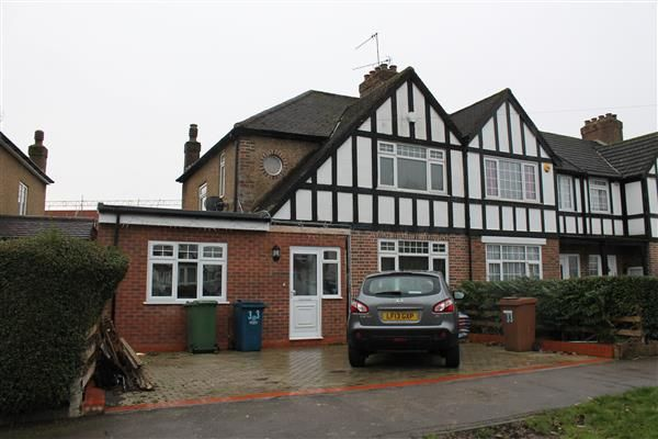Thumbnail End terrace house for sale in College Hill Road, Harrow Weald, Harrow