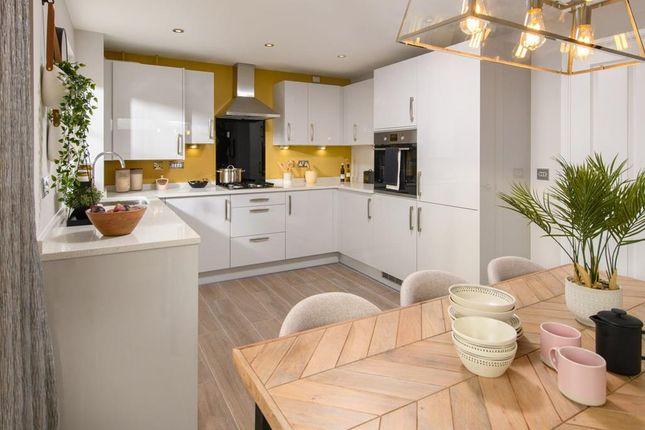 Open-Plan Kitchen/Diner In Hesketh