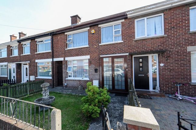 Thumbnail Terraced house for sale in Victoria Drive, Sydenham, Belfast