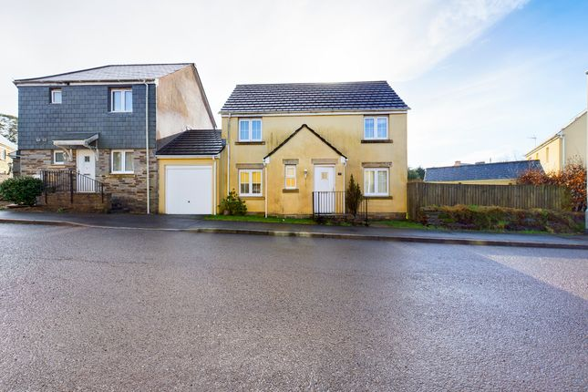Thumbnail Detached house to rent in Lady Beam Court, Kelly Bray, Callington