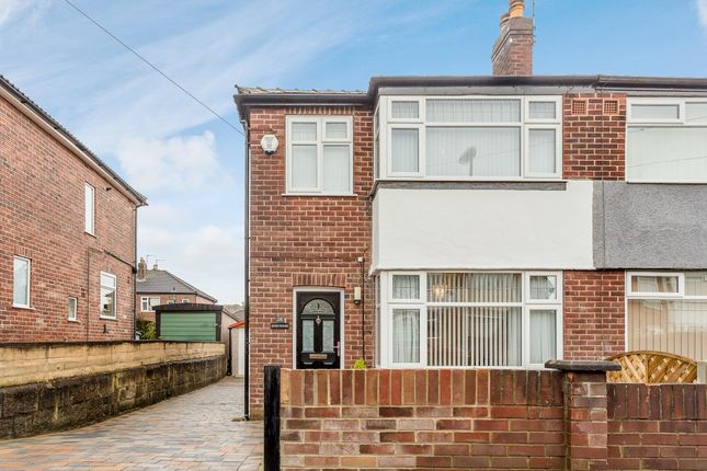 Thumbnail Semi-detached house for sale in Vesper Gate Mount, Leeds, West Yorkshire